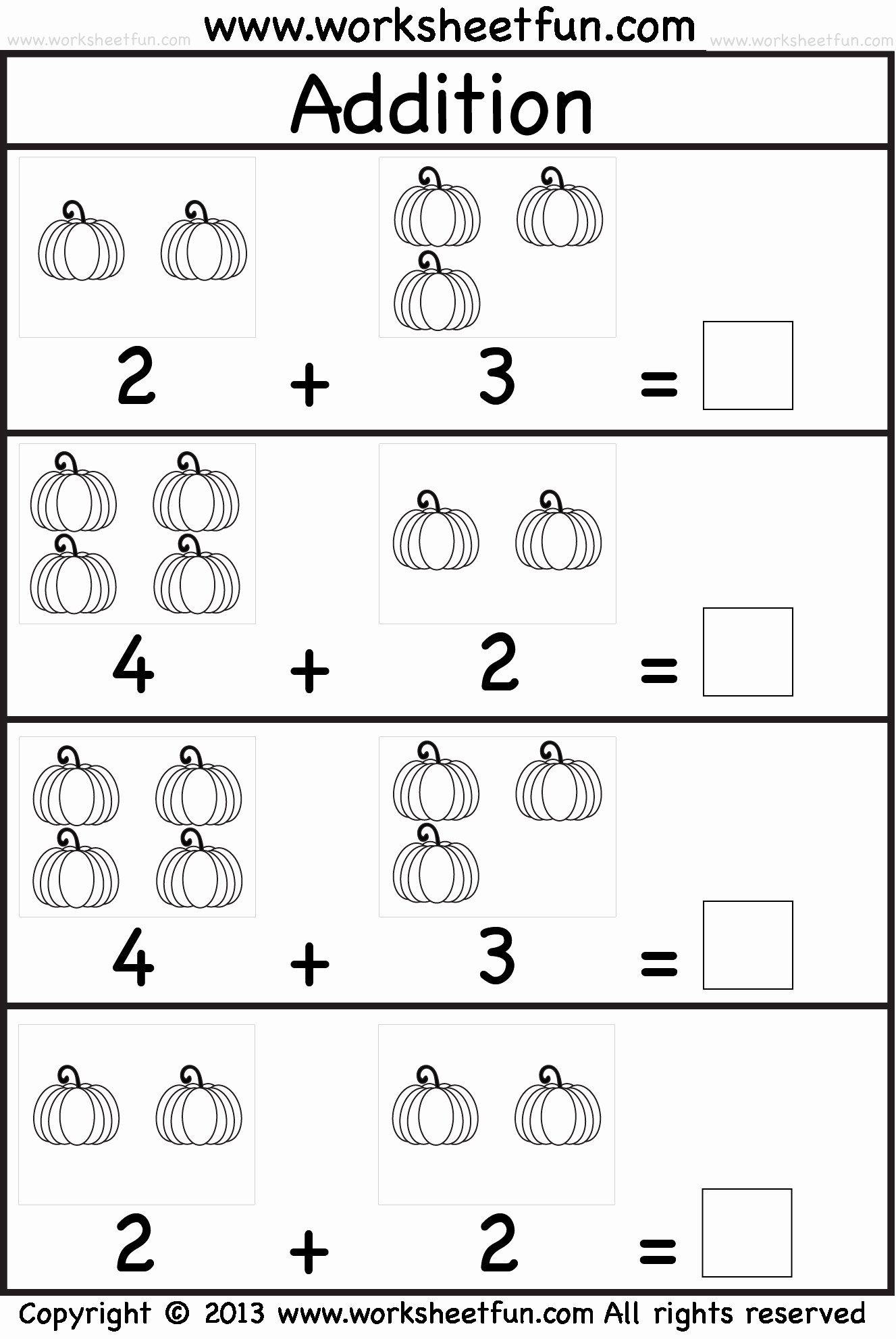 Math Worksheets for Preschoolers Beautiful Kindergarten Math Worksheets for Printable Free Sums with
