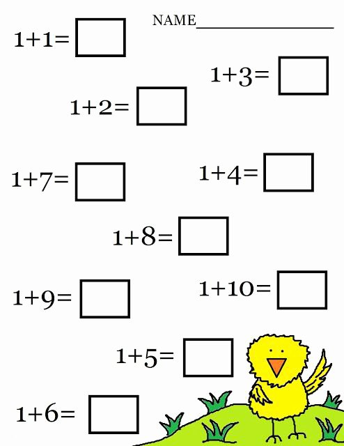 Math Worksheets for Preschoolers Best Of Kindergarten Math Worksheets Best Coloring Pages for Kids