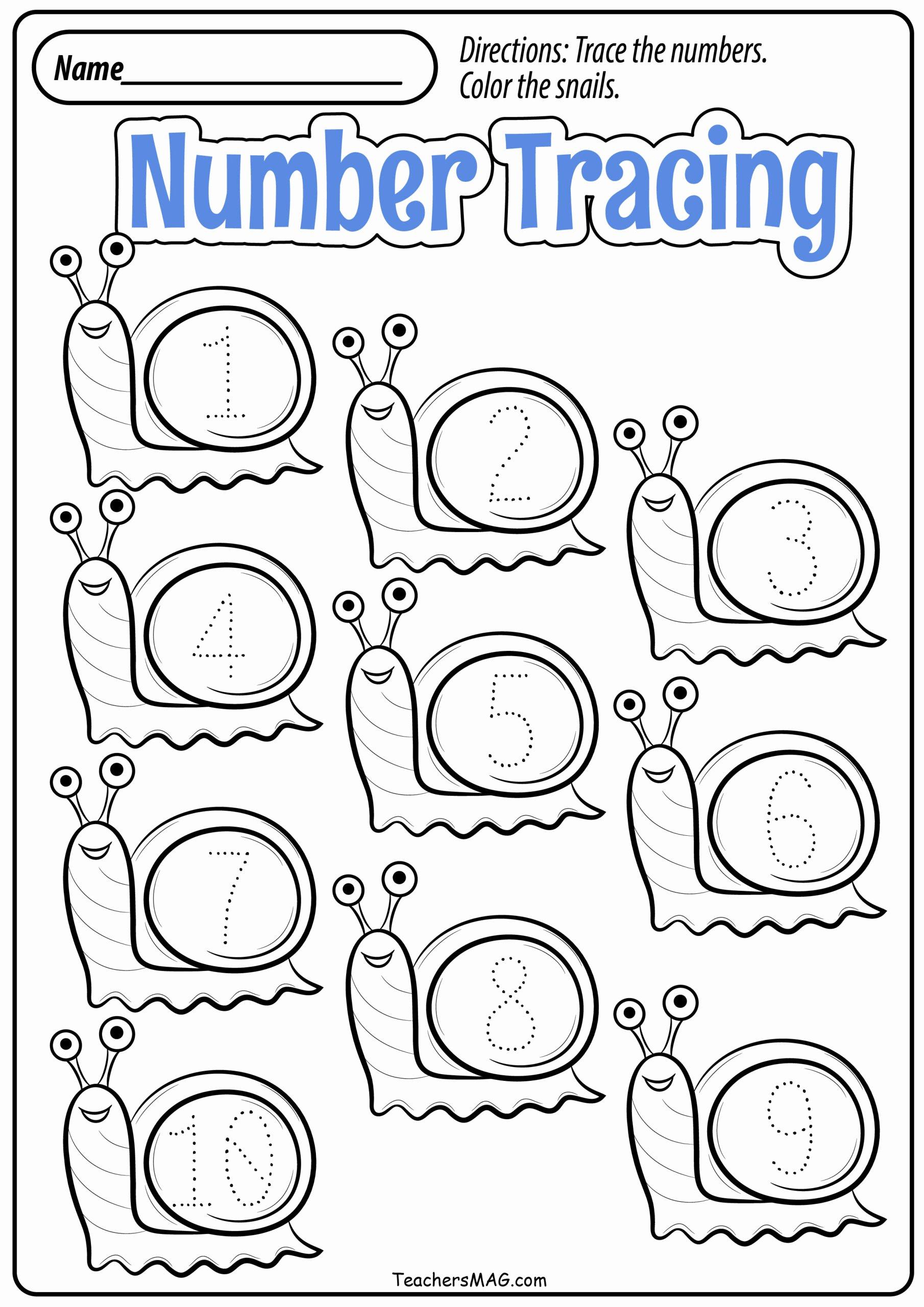 Math Worksheets for Preschoolers New Worksheets Preschool Fall Math Worksheets Teachersmag Free