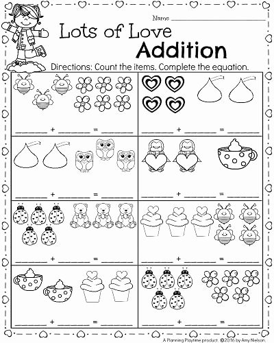 Fun Kindergarten Math Worksheets Www.robertdee.org