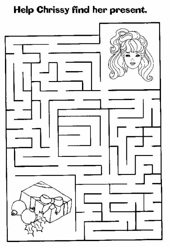 Maze Worksheets for Preschoolers New Free Printable Mazes for Kids