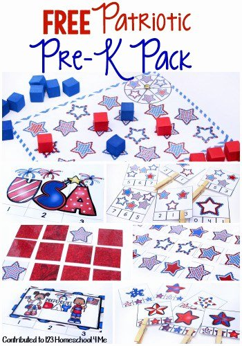 Memorial Day Worksheets for Preschoolers Awesome Patriotic Worksheets for Preschoolers