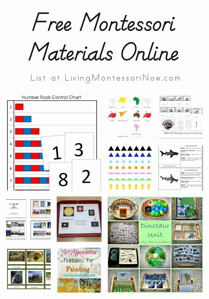 Montessori Worksheets for Preschoolers Unique the Ultimate List Of Free Preschool Printables for Activity