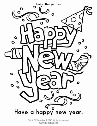 New Year Worksheets for Preschoolers Inspirational New Years Activities Games and Worksheets for Kids Year