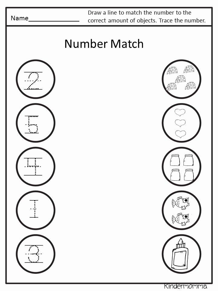 Number 10 Worksheets for Preschoolers Beautiful Numbers 0 10 Worksheets 99 Sale now