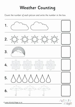 Number Counting Worksheets for Preschoolers Unique Number Counting Worksheets – Keepyourheadup