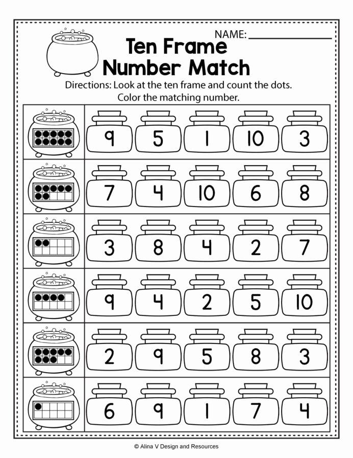 Number Matching Worksheets for Preschoolers Lovely Hiddenfashionhistory Igcse Biology Revision Worksheets Fun