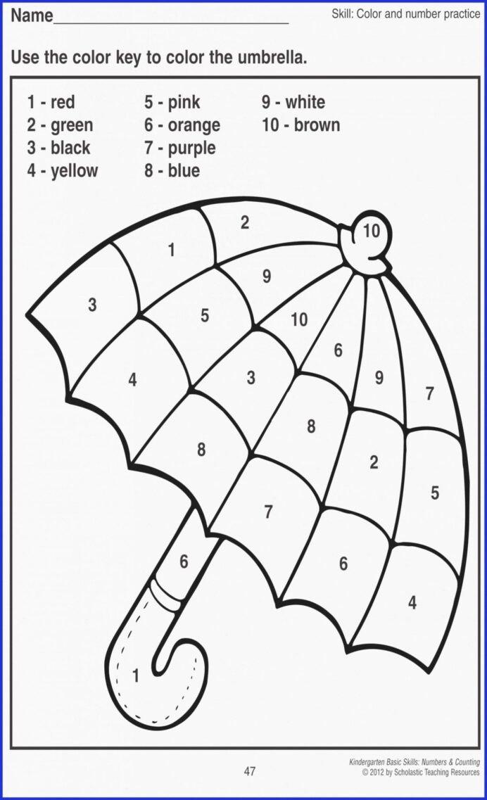 Number Recognition Worksheets for Preschoolers Inspirational Kingandsullivan Number Recognition Kindergarten Trace