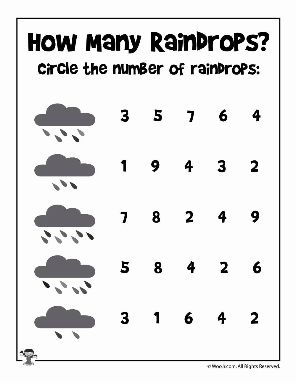 Number Recognition Worksheets for Preschoolers top Beginner Number Recognition Worksheet