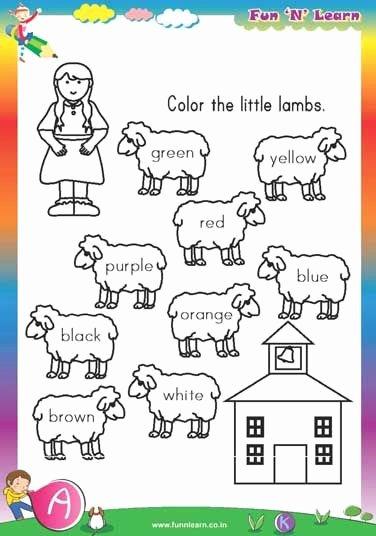 Nursery Rhymes Worksheets for Preschoolers Awesome Nursery Worksheets Preschool Activities