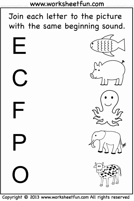 Nursery Rhymes Worksheets for Preschoolers Awesome Worksheet Free Printable for Preschoolers Outstanding