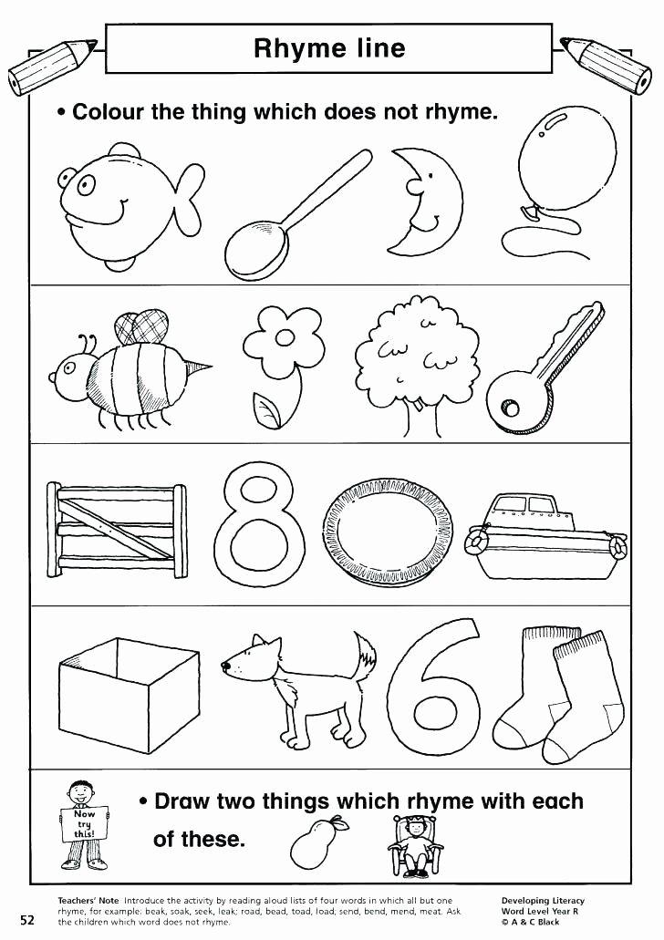 Nursery Rhymes Worksheets for Preschoolers New Pin On Sample Worksheet for Preschool
