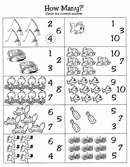 Ocean themed Worksheets for Preschoolers Lovely Pin by Jožica On Fabienne