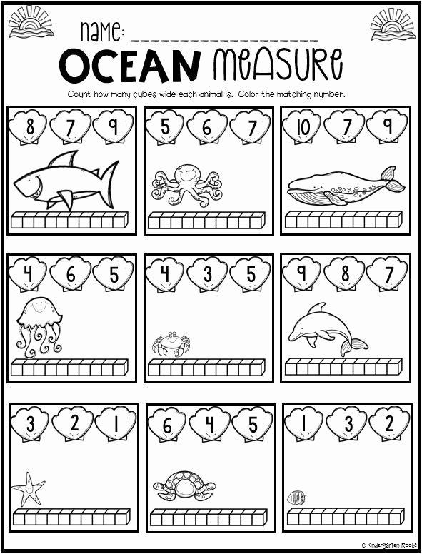 Ocean Worksheets for Preschoolers Unique Pin Auf Miss Leta Langworth