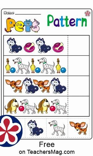 Pet Worksheets for Preschoolers Best Of Pet Worksheets and Activities for Kindergarten Teachersmag