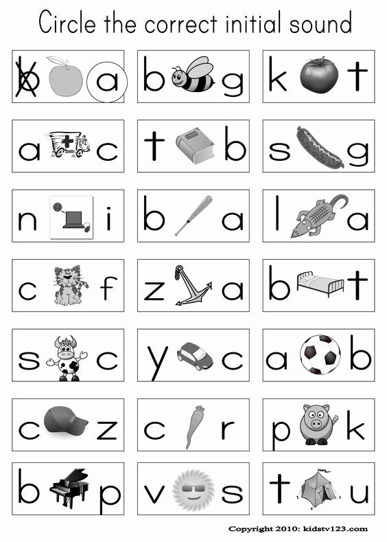 Phonics Worksheets for Preschoolers Lovely Phon Redirect