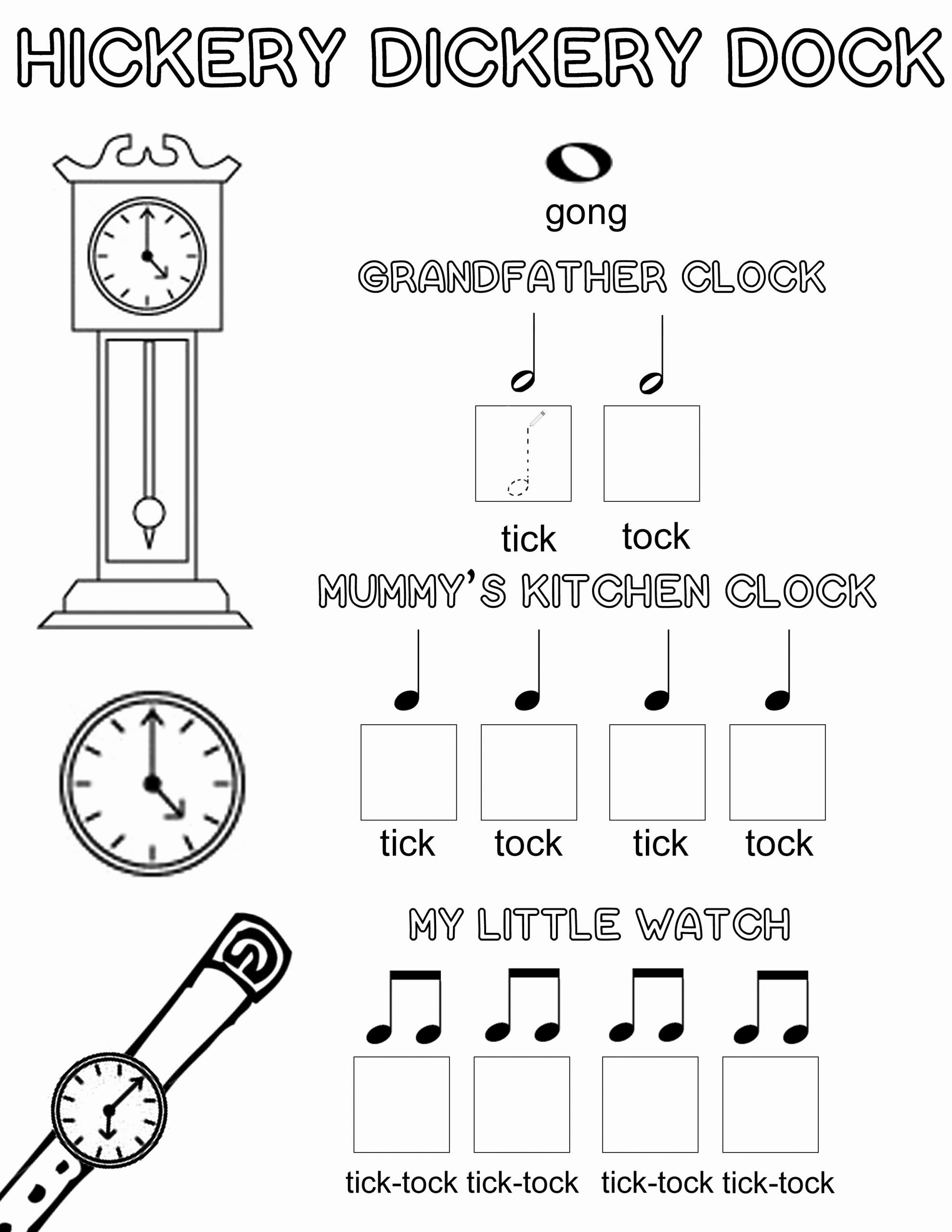 Piano Worksheets for Preschoolers Awesome Free Music theory Printable & Colouring Activity