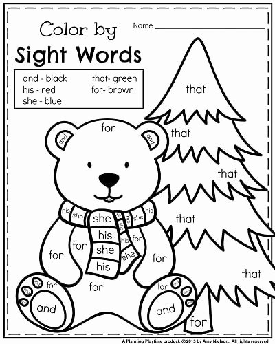 Polar Bear Worksheets for Preschoolers Best Of January Kindergarten Worksheets