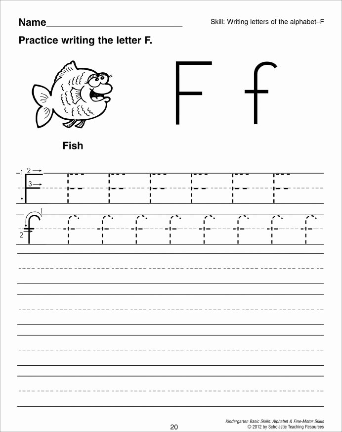 Practice Writing Worksheets for Preschoolers New Worksheet Traceing Worksheets Preschool Center Free for