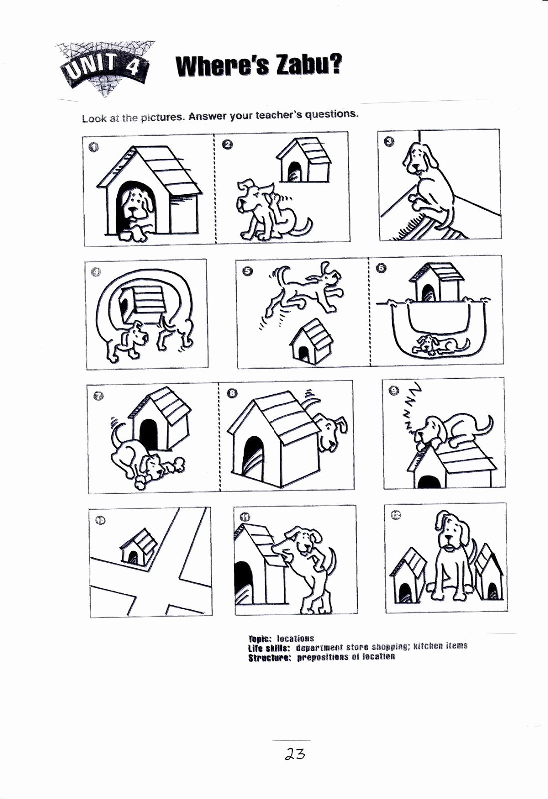 Preposition Worksheets for Preschoolers New Prepositions Worksheet Grade 7