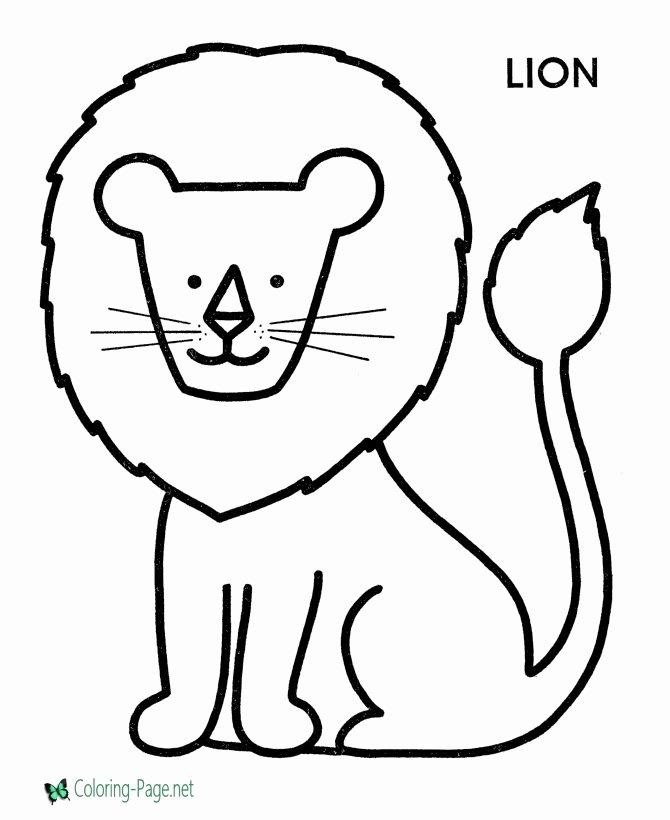 Printable Coloring Worksheets for Preschoolers Inspirational Preschool Coloring Printable All whole Numbers Grade Algebra