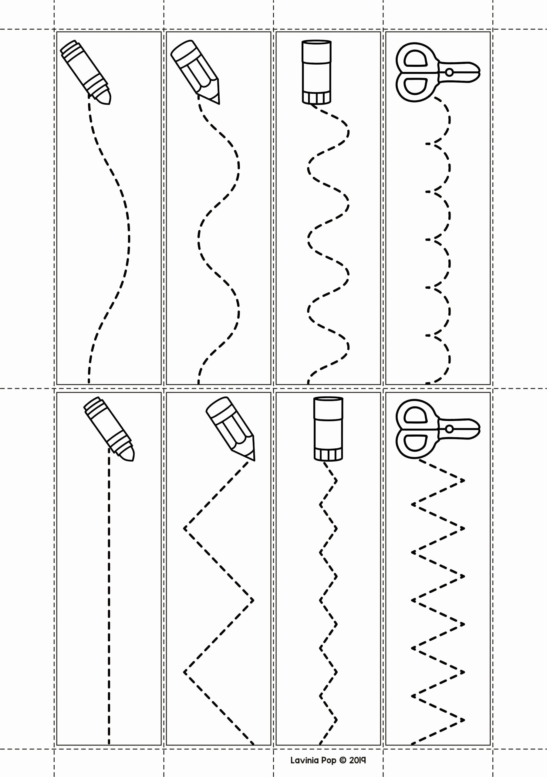 Printable Cutting Worksheets for Preschoolers Fresh Pin On Printable Worksheet Template