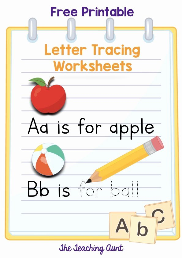 Printable Letter Tracing Worksheets for Preschoolers Awesome Worksheet Alphabet Tracing Worksheets for Preschoolers