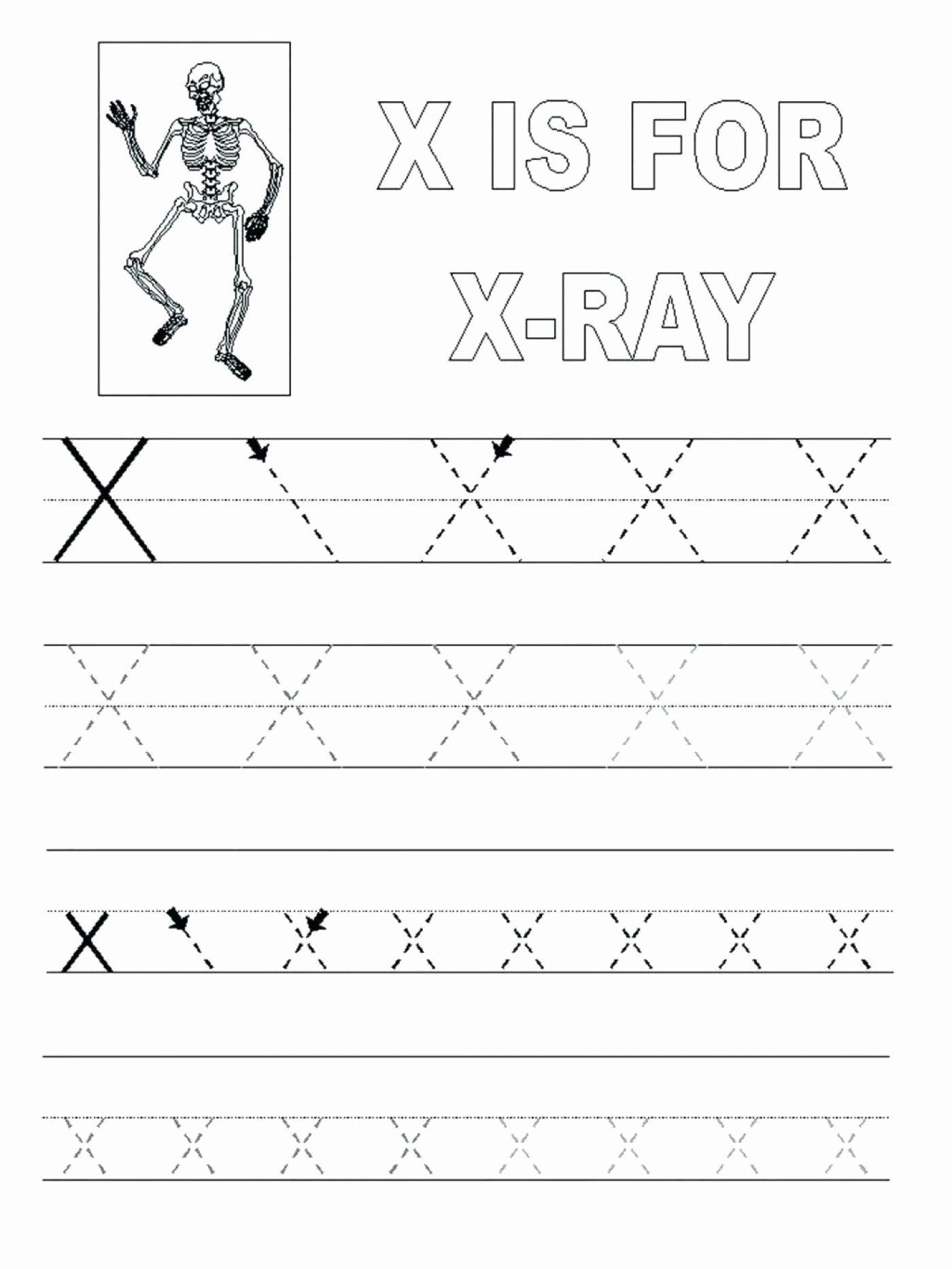 Printable Letter X Worksheets for Preschoolers Awesome Worksheets Pin Printable Alphabet Worksheets Letter