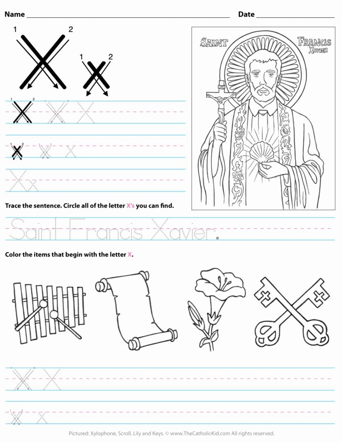 Printable Letter X Worksheets for Preschoolers Unique Coloring Pages 46 Letter X Coloring Pages Ideas