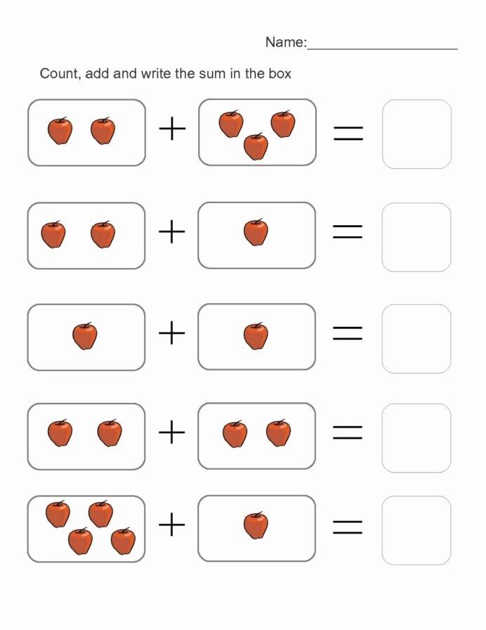 Printable Math Worksheets for Preschoolers Unique Free Printable Learning Worksheets for Preschoolers Writing