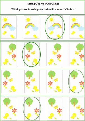 Printable Spring Worksheets for Preschoolers New Spring Springs Free Printables Spring Kids Activities