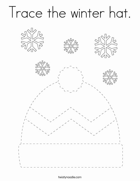 Printable Winter Worksheets for Preschoolers New Winter themed Activity Sheets for Kids