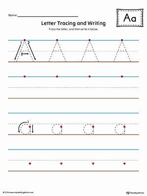 Printable Worksheets for Preschoolers to Write their Name Fresh Worksheet Practice Letter Writingles Worksheets Free