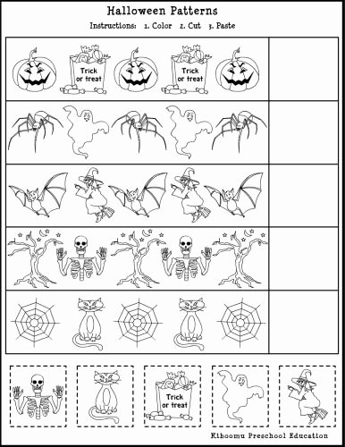 Pumpkin Math Worksheets for Preschoolers New Pin by Roxanne On Halloween