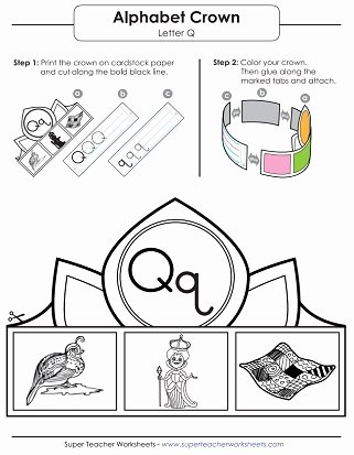 Q Worksheets for Preschoolers Beautiful Letter Q Worksheets Recognize Trace & Print