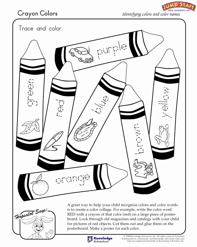 Recognizing Colors Worksheets for Preschoolers Fresh Learning Colors Worksheets for Preschoolers