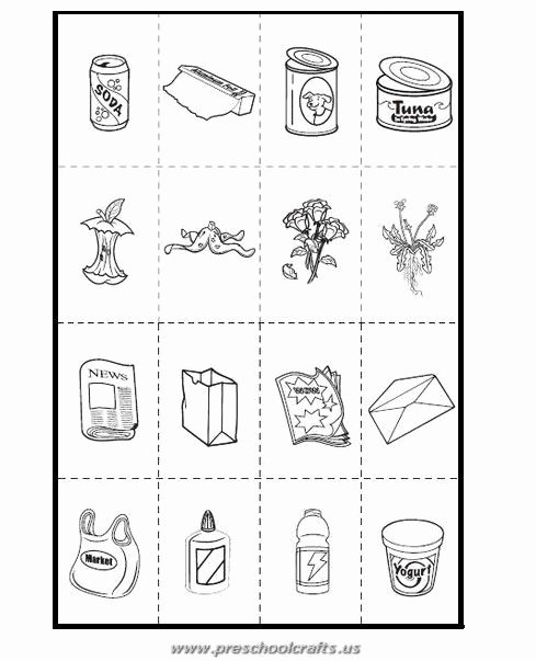 Recycling Worksheets for Preschoolers Unique Free Printable Earth Day Worksheets for Kids Preschool and