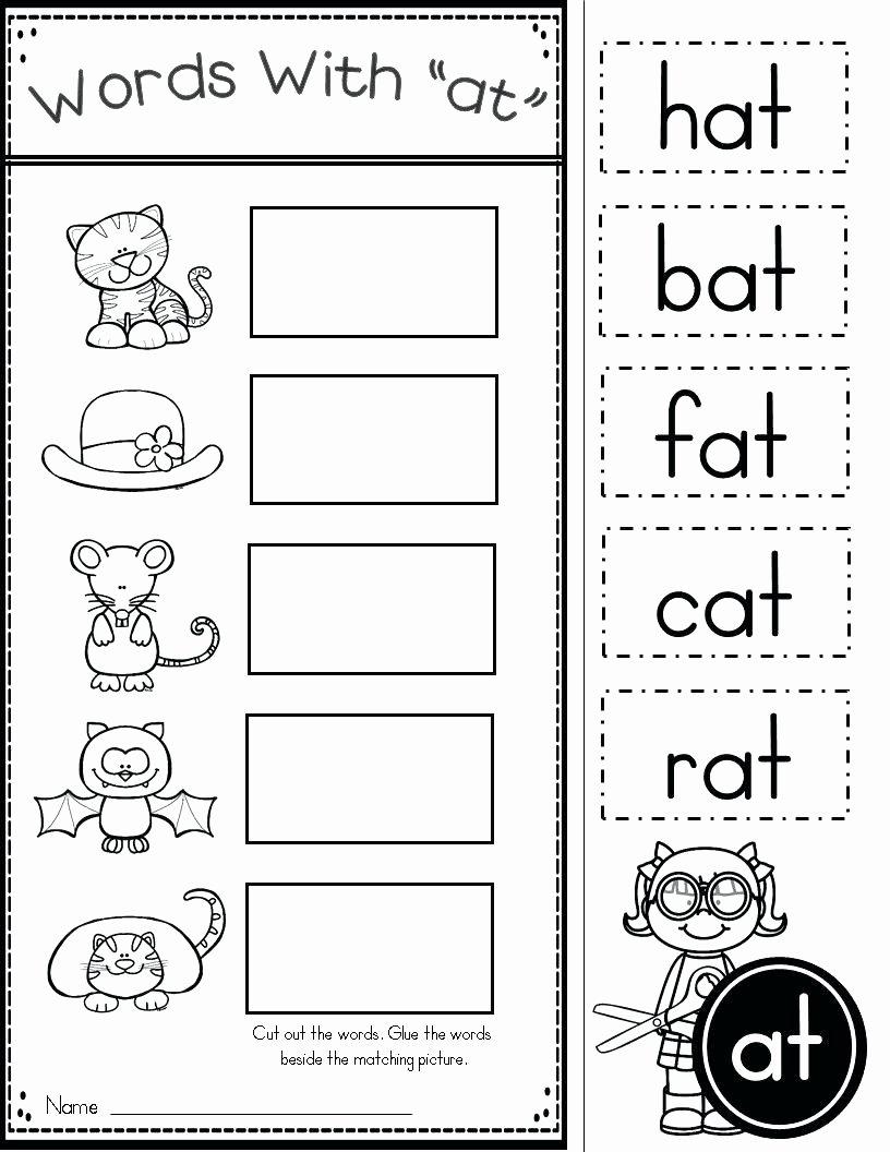 Rhyming Worksheets for Preschoolers New Worksheet Interpreting Data Ks2 Worksheets Kindergarten