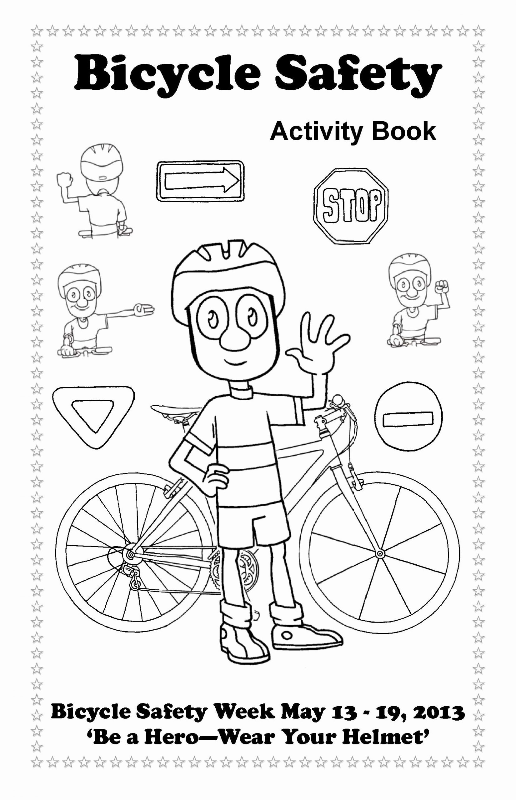 Road Safety Worksheets for Preschoolers Awesome Safety Sign Worksheets