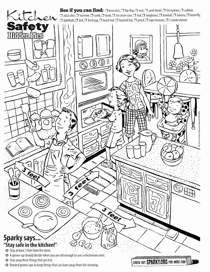 Safety Worksheets for Preschoolers Best Of Worksheet Coloring Pages Fire Safety Book Prevention for