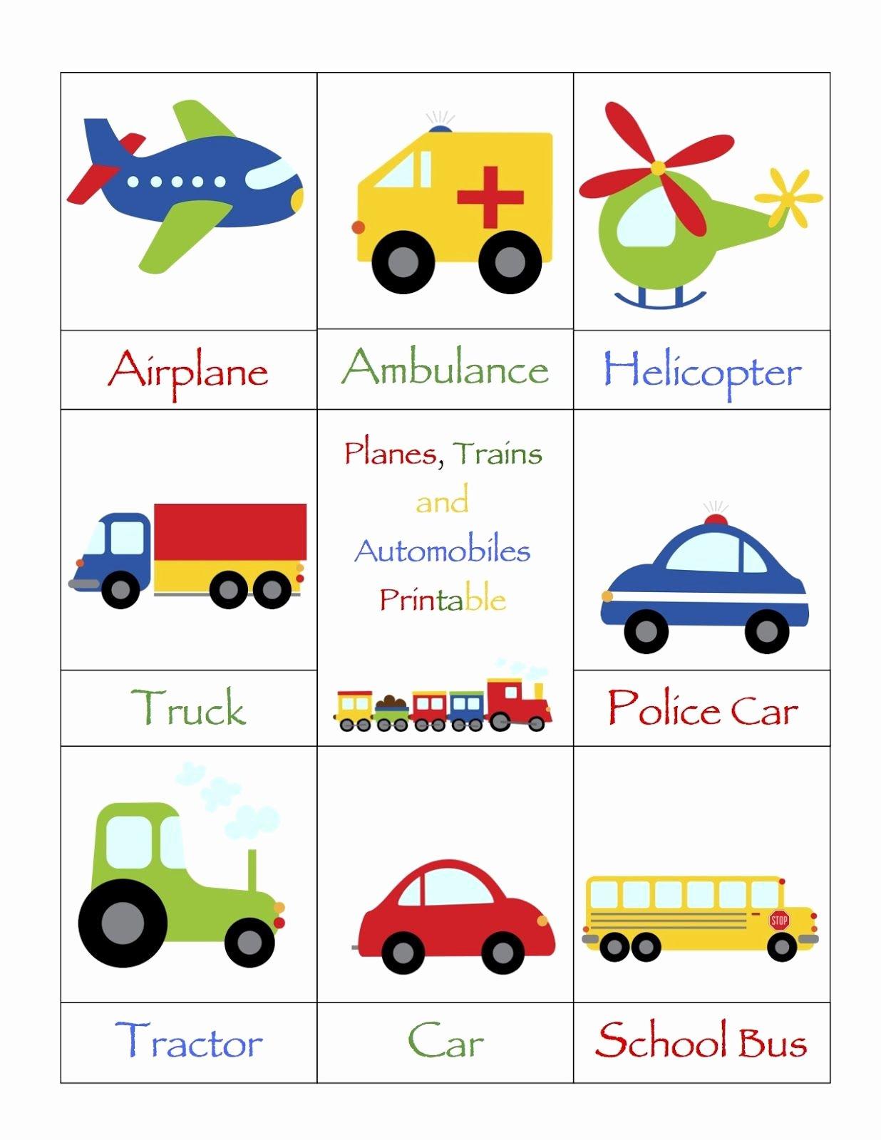 School Bus Worksheets for Preschoolers Unique Preschool Printables