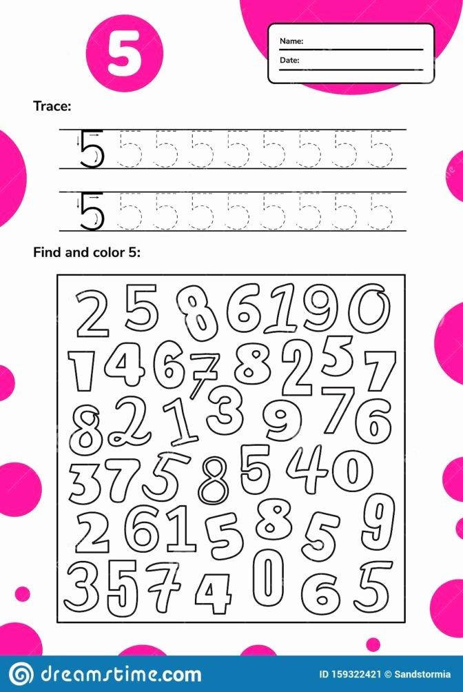School Worksheets for Preschoolers New Math Worksheet 45 Excelent Educational Worksheets for