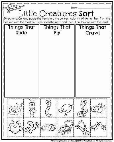 Science Worksheets for Preschoolers New 51 Ideas Science Worksheets for Kindergarten Classroom