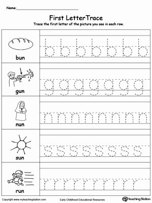 Small Letter Worksheets for Preschoolers Awesome Lowercase Letter Tracing Un Words