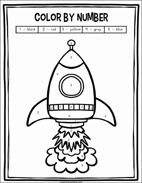 Space Worksheets for Preschoolers Awesome Outer Space Preschool and Kindergarten Math Worksheets