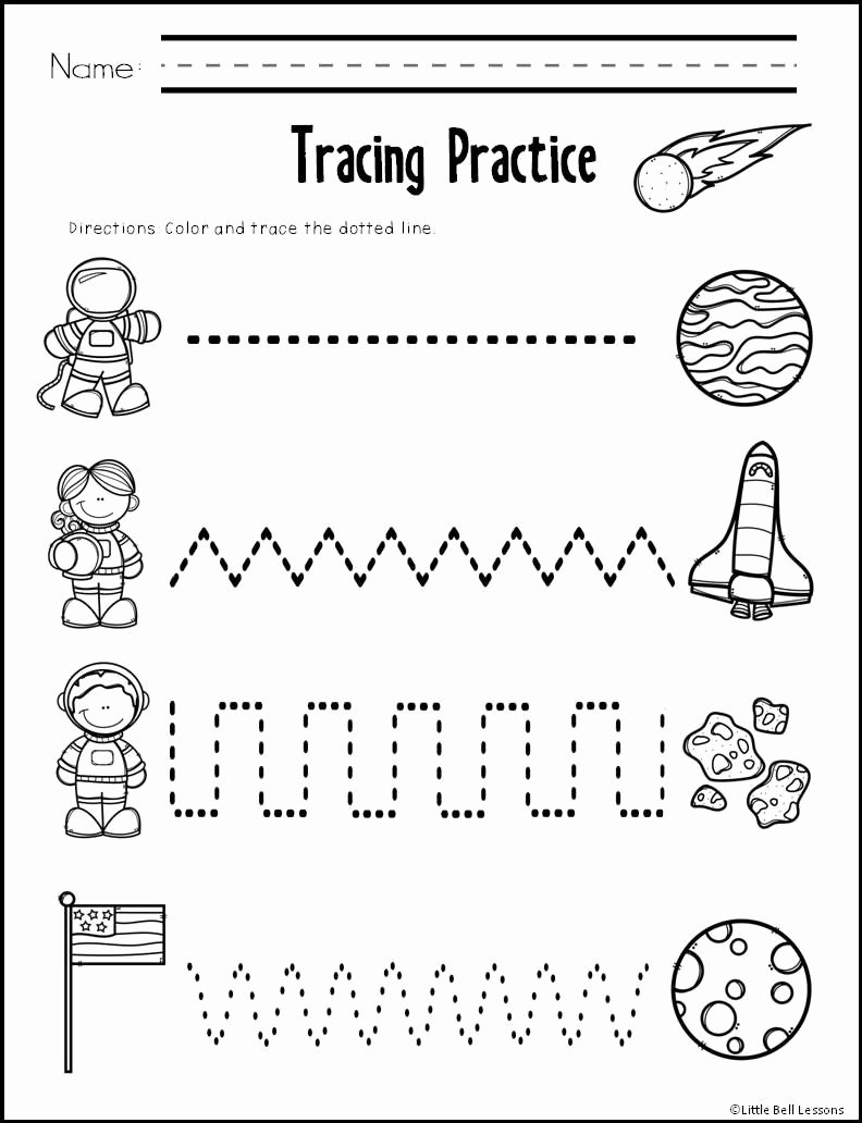 Space Worksheets for Preschoolers Best Of Pin On Space Activities