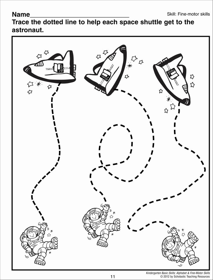 Space Worksheets for Preschoolers Lovely Crafts Actvities and Worksheets for Preschool toddler and
