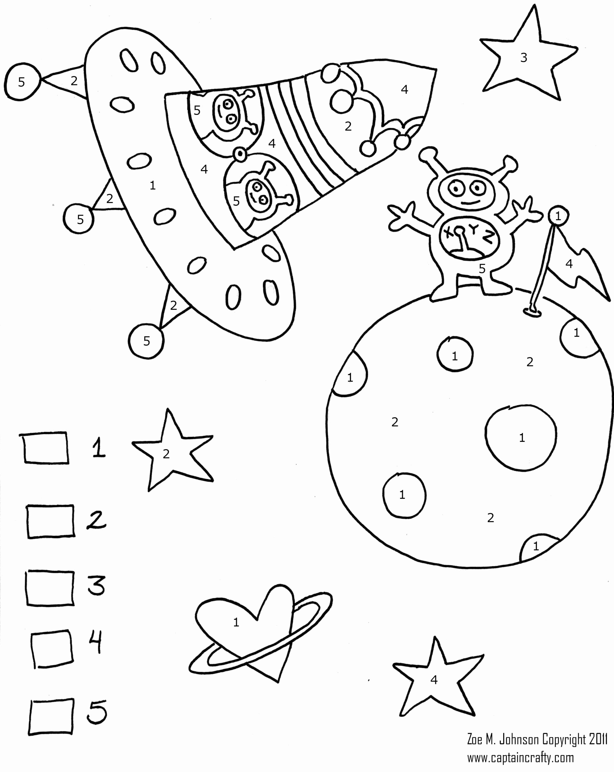 Space Worksheets for Preschoolers Lovely Outer Space Worksheets Printable and Activities for Science