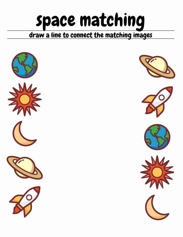 Space Worksheets for Preschoolers top Free Space Preschool Worksheets – the B Keeps Us Honest