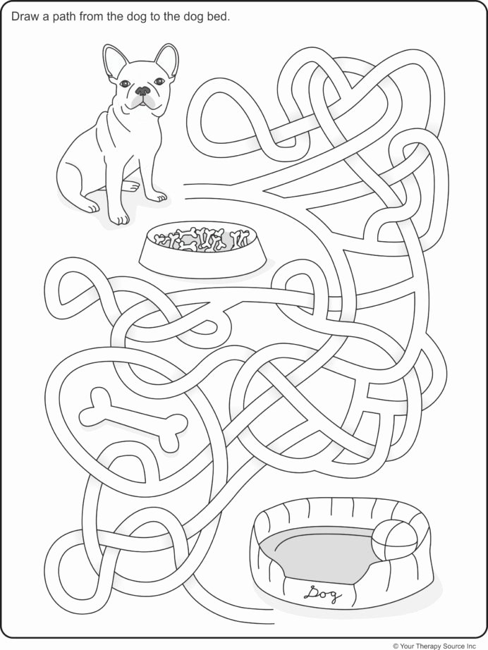 Spatial Concepts Worksheets for Preschoolers Awesome Visual Spatial Archives Your therapy source Concepts